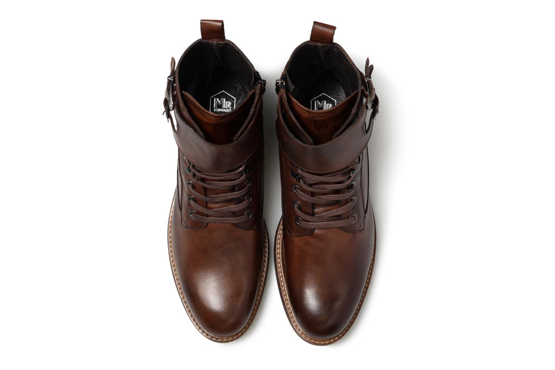 Stiefeletten & Boots Mr SARENZA Nateo braun schuhe getragen
