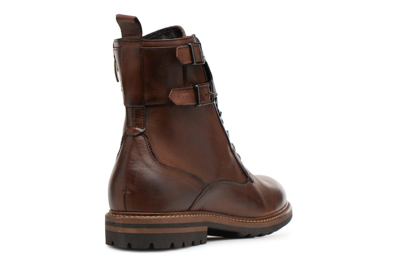 Stiefeletten & Boots Mr SARENZA Nateo braun ansicht von vorne