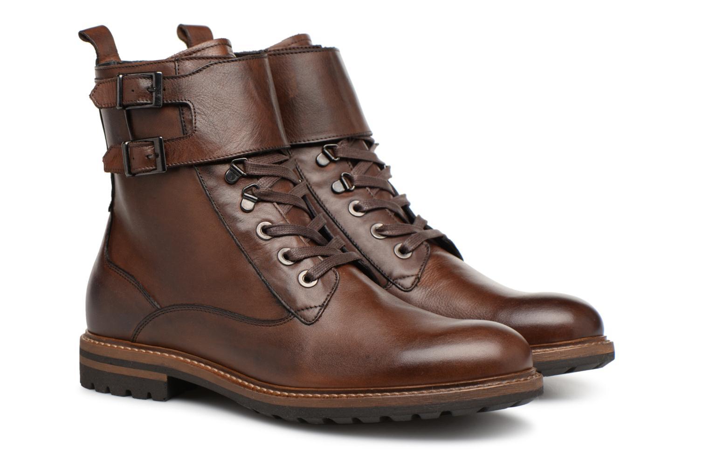 Stiefeletten & Boots Mr SARENZA Nateo braun ansicht von hinten