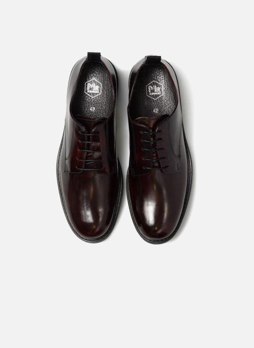 Scarpe con lacci Mr SARENZA Numa Nero modello indossato