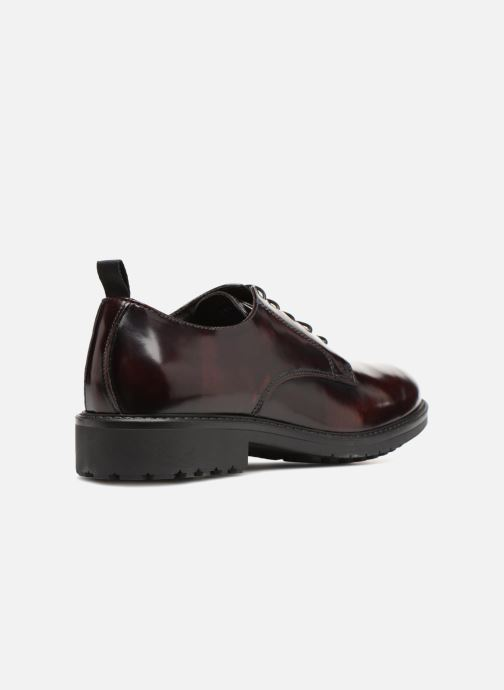 Chaussures à lacets Mr SARENZA Numa Noir vue face