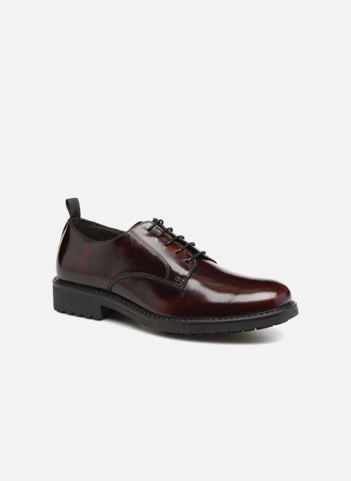 Chaussures à lacets Mr SARENZA Numa Noir vue droite