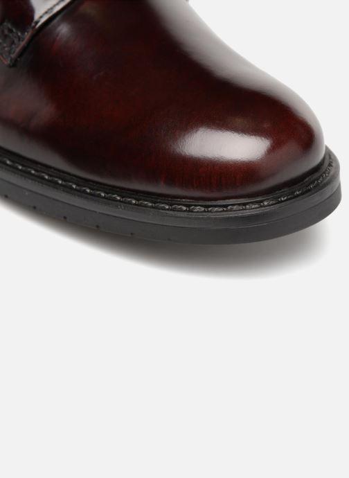 Chaussures à lacets Mr SARENZA Numa Noir vue gauche