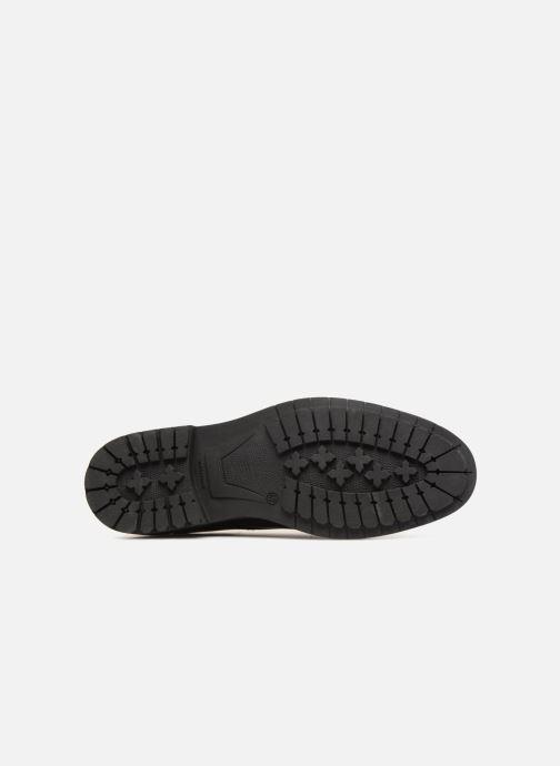 Chaussures à lacets Mr SARENZA Numa Noir vue haut