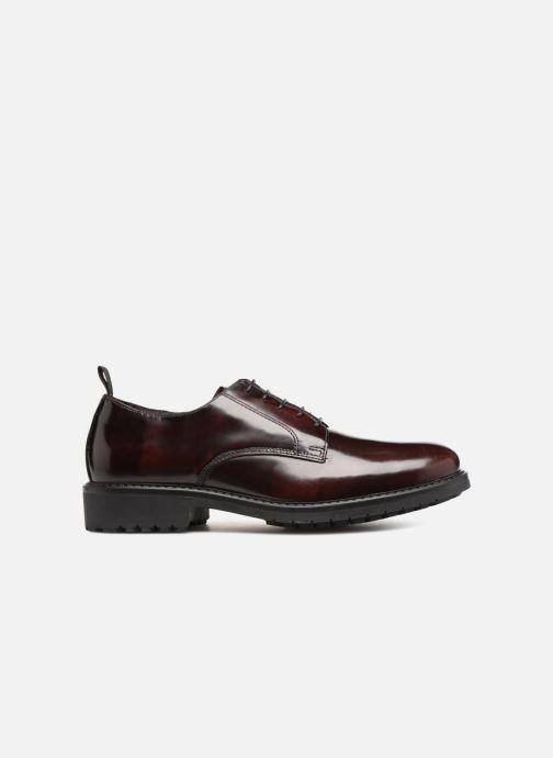Chaussures à lacets Mr SARENZA Numa Noir vue détail/paire