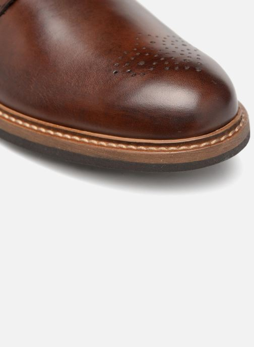 Loafers Mr SARENZA Niris Brown view from the left