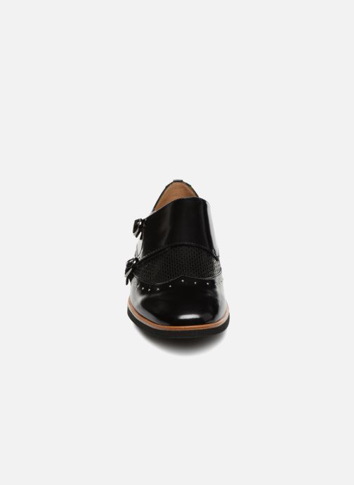 Mocassins Karston Jibin Noir vue portées chaussures