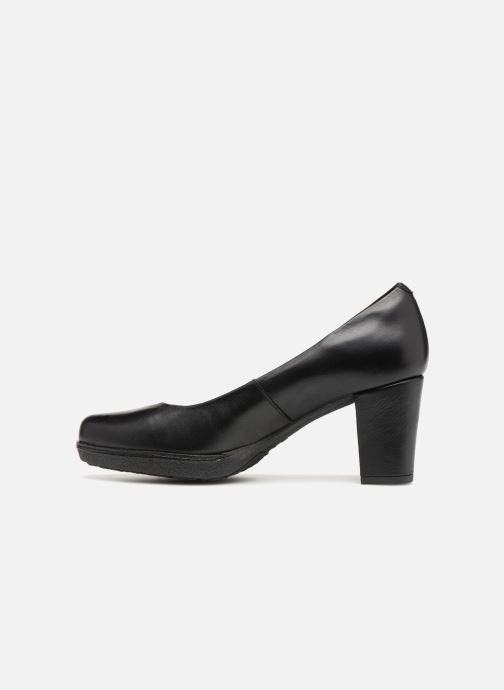 High heels Karston Axel Black front view