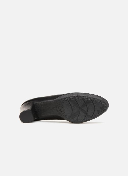 High heels Karston Axel Black view from above