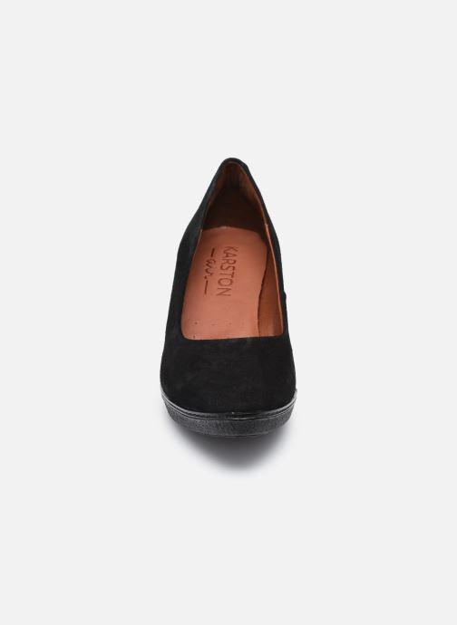 Zapatos de tacón Karston Axel Negro vista del modelo
