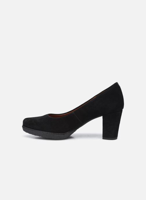 Zapatos de tacón Karston Axel Negro vista de frente