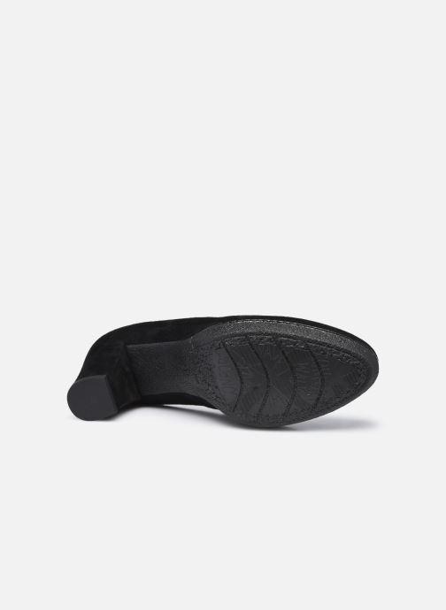 Zapatos de tacón Karston Axel Negro vista de arriba