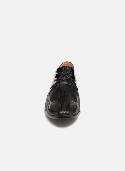 Chaussures à lacets Karston Jovini Noir vue portées chaussures
