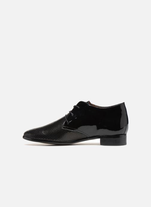 Chaussures à lacets Karston Jovini Noir vue face