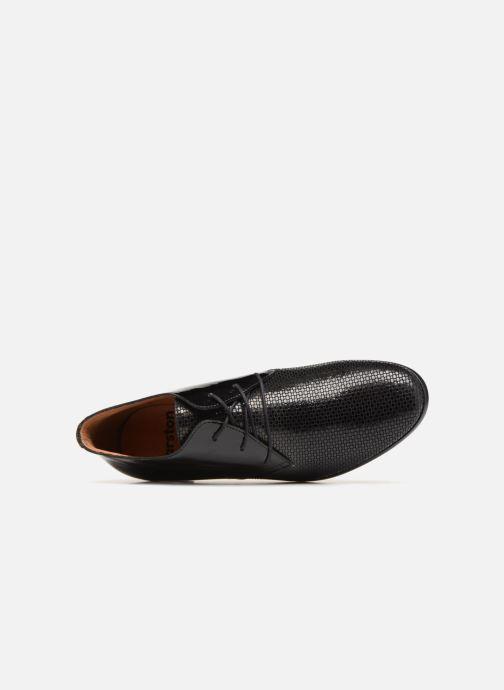 Chaussures à lacets Karston Jovini Noir vue gauche