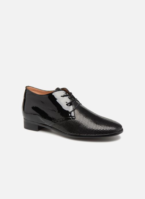 Lace-up shoes Karston Jovini Black detailed view/ Pair view