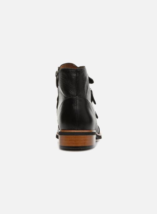 Bottines et boots Karston Jiloto Noir vue droite