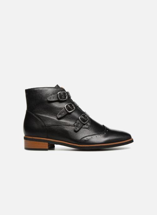 Bottines et boots Karston Jiloto Noir vue derrière