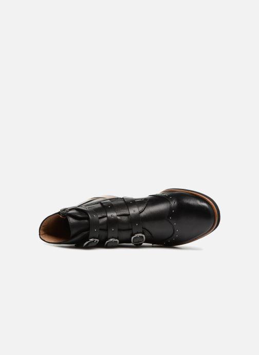 Bottines et boots Karston Jiloto Noir vue gauche