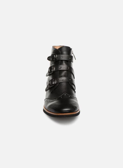 Bottines et boots Karston Jiloto Marron vue portées chaussures