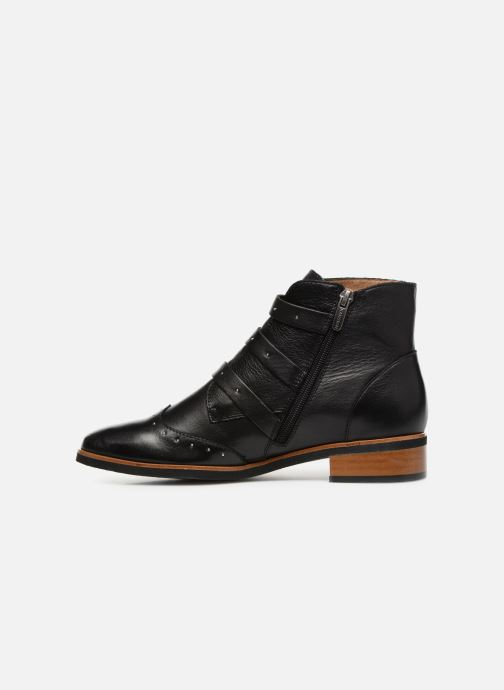 Bottines et boots Karston Jiloto Marron vue face