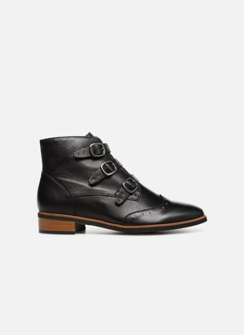 Ankle boots Karston Jiloto Brown back view