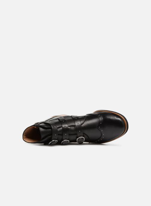 Bottines et boots Karston Jiloto Marron vue gauche
