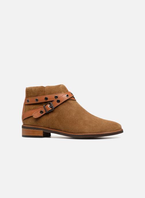 Bottines et boots Karston Jiopo Marron vue derrière