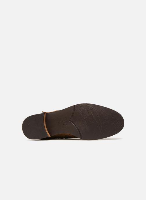 Karston Jiopo (Marron) - Bottines et boots chez  (334530)