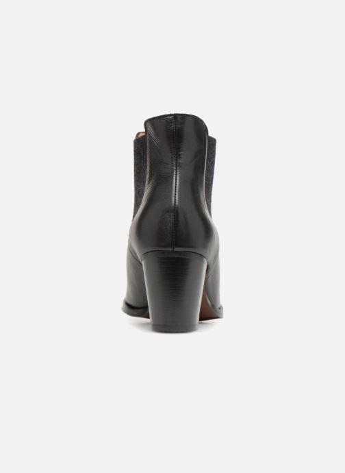 Bottines et boots Karston Glones Noir vue droite