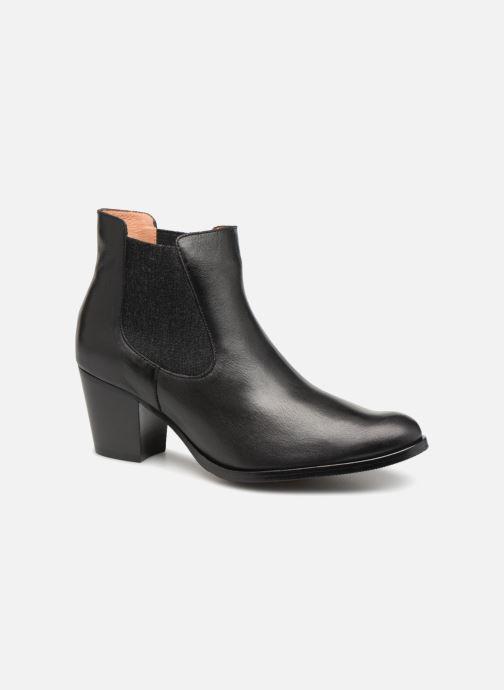 Bottines Noir Sarenza boots et Karston 334533 chez Glones Px5wa5qg
