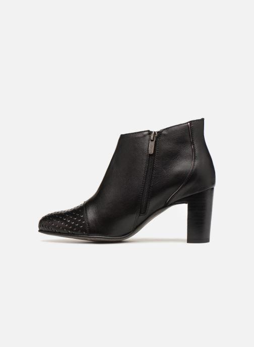 Bottines et boots Karston Illi Noir vue face