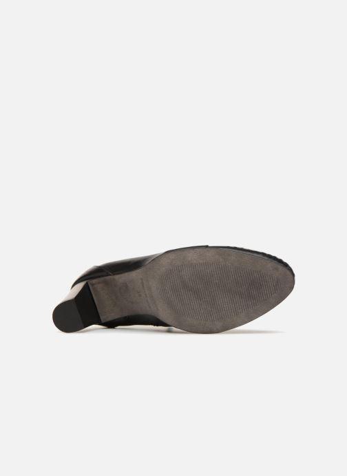 Bottines et boots Karston Illi Noir vue haut