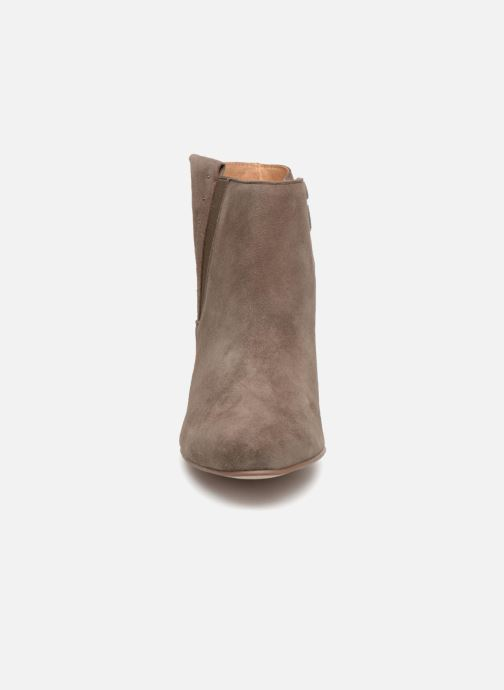 Karston Iloti (Vert) - Bottines et boots chez  (334537)