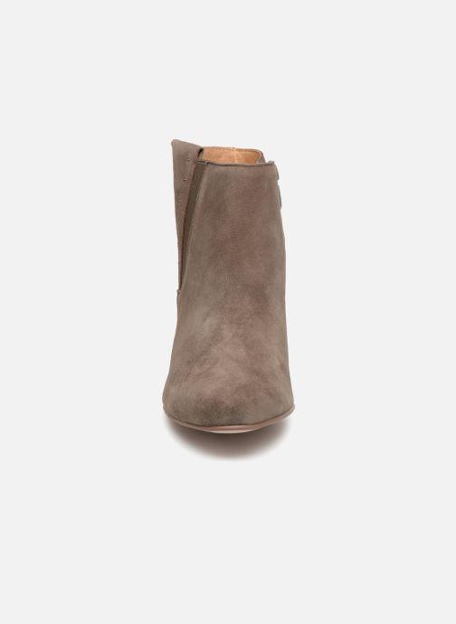 Bottines et boots Karston Iloti Vert vue portées chaussures