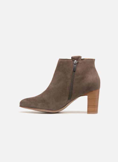 Boots en enkellaarsjes Karston Iloti Groen voorkant