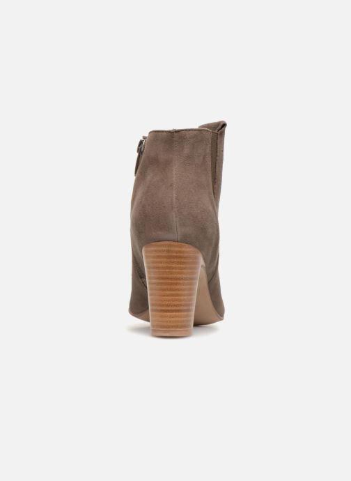 Boots en enkellaarsjes Karston Iloti Groen rechts
