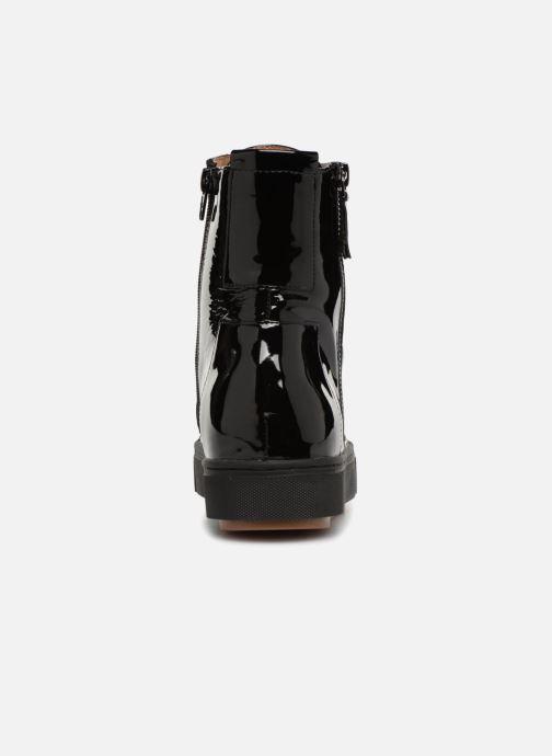 Bottines et boots Karston Xibox Noir vue droite