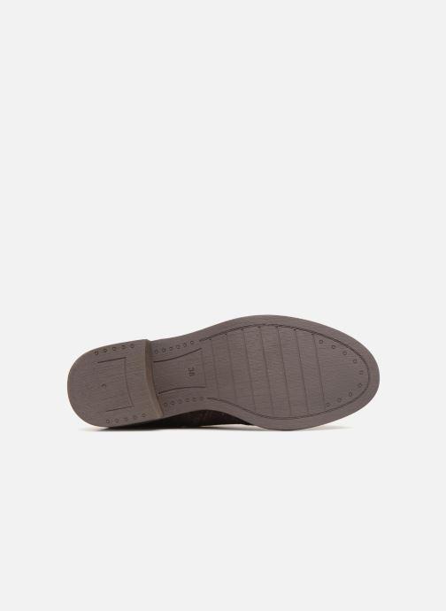 Bottines et boots Karston Aclou Noir vue haut