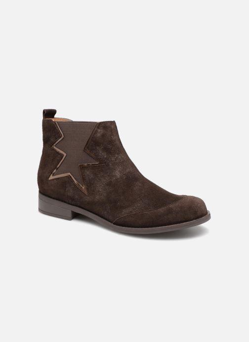 Bottines et boots Karston Aclou Noir vue détail/paire