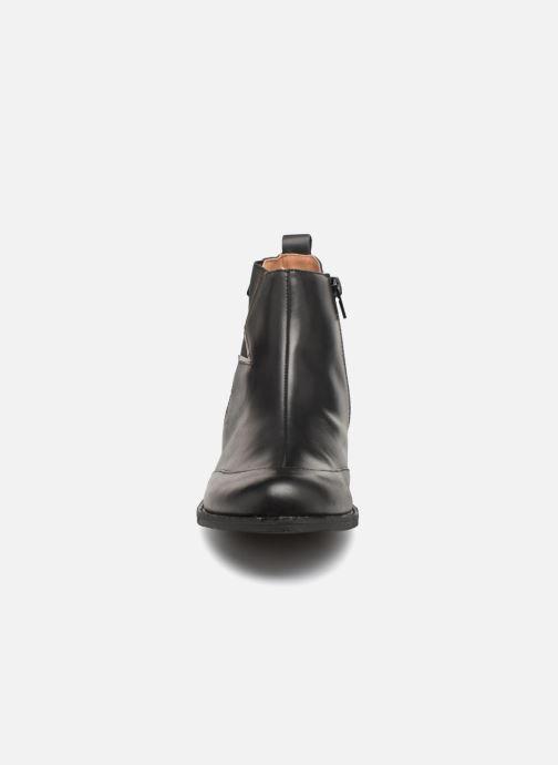 Bottines Et Aclou Cafe Karston Boots y7vf6IbgmY