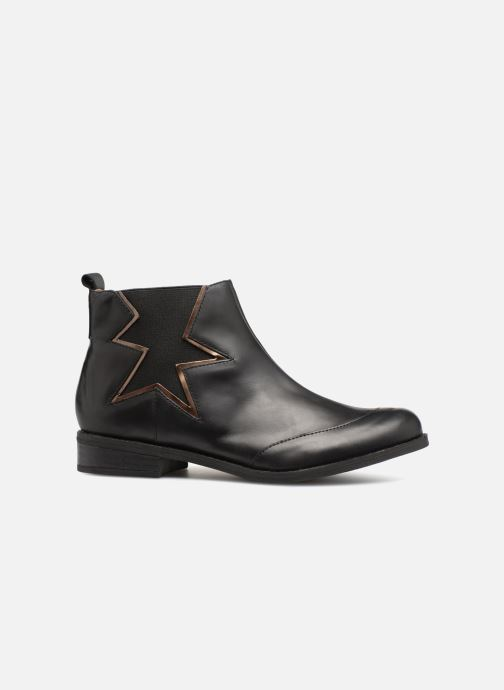 Ankle boots Karston Aclou Black back view