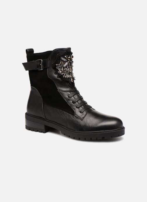 0a1e948fc48 Karston Ameni (Noir) - Bottines et boots chez Sarenza (334542)
