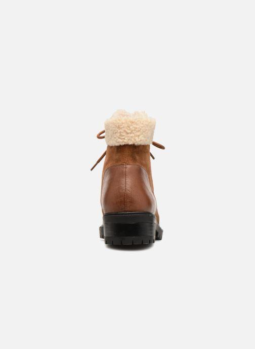 Bottines et boots Karston Ambre Marron vue droite