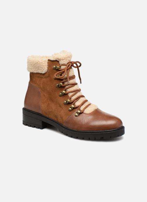 Bottines et boots Karston Ambre Marron vue détail/paire