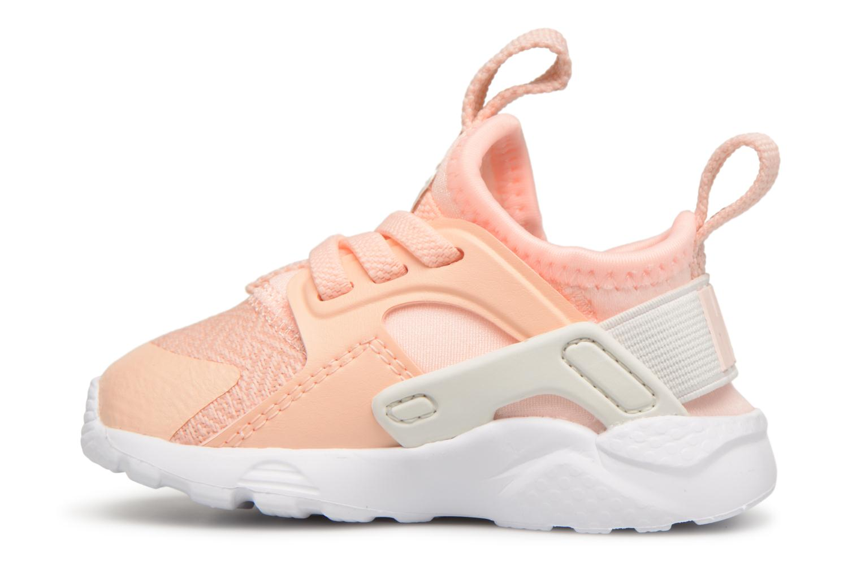 Sneaker Nike Air Huarache Run Ultra Se (Td) rosa ansicht von vorne