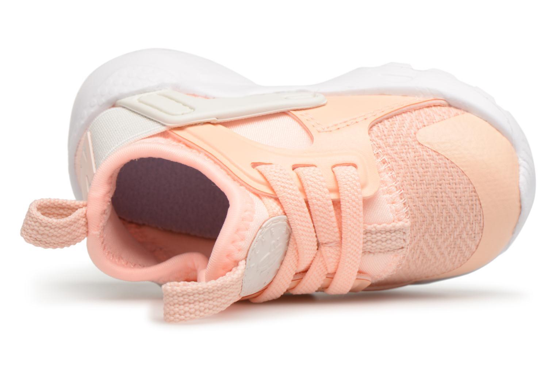 Sneaker Nike Air Huarache Run Ultra Se (Td) rosa ansicht von links