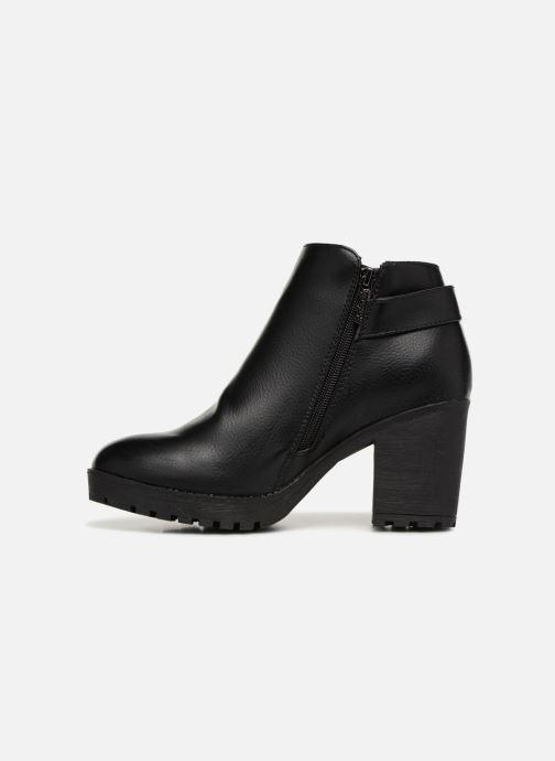 Stiefeletten & Boots Refresh 64697 schwarz ansicht von vorne