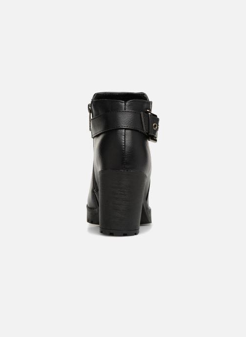 Stiefeletten & Boots Refresh 64697 schwarz ansicht von rechts