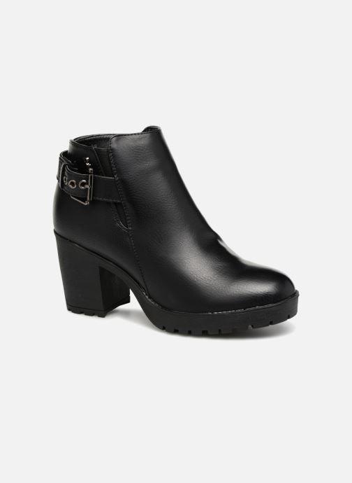 Bottines et boots Refresh 64697 Noir vue détail/paire
